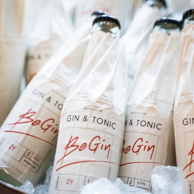 RTD gin og tonic